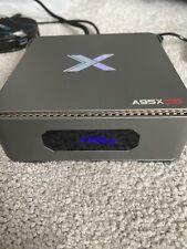 A95x Max Android Box 4gb-64gb beschreibbare
