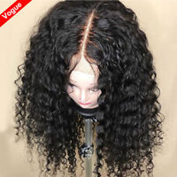 Curly Malaysian Human Hair 360 Lace Front Wig Full Lace Wigs Natural Hairline sn