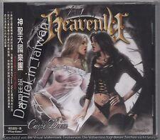 Heavenly: Carpe Diem (2009) CD + 1 BONUSTRACK OBI TAIWAN