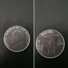 Città del Vaticano moneta 100 lire Papa Giovanni Paolo II del 1984