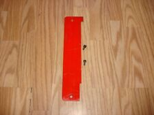 "Makita 2702 8-1/4"" Table Saw Plate Table Insert with Screws"