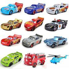Cars 3 Lightning McQueen New Gen Vehicle Racers Diecast Red Firetruck Metal Toys