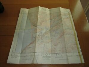CARDIGAN BAY MA - Sheet SH 61 - Ordnance Survey Map / National Grid / 1:25,000