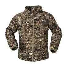 Banded Gear Agassiz GOOSE DOWN Insulated Jacket Coat MAX 5 Camo Size Large L
