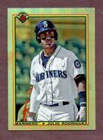 2020 Bowman Chrome '90 Bowman Julio Rodriguez  #90B - JR
