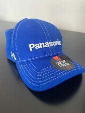KASEY KAHNE # 5 Panasonic OSFM Blue Under Armour Hat