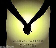 CDM - Michael Jackson Duet With Akon - Hold My Hand (MINT, SEALED * PRECINTADO)