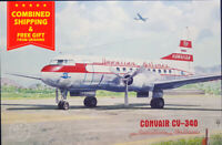 Roden 334 - 1/144 - Convair CV-340 Hawaiian Airlines aircraft kit