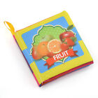 Baby Kids Child Intelligence Development Cognize Soft Cloth Book Educational Toy
