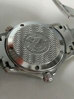 Genuine Omega Seamaster Professional Watch with Stainless steel Bracelet