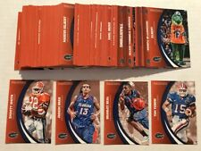 2015 Panini Collegiate FLORIDA GATORS Complete Base Set of (83) cards qty Tebow+
