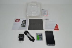 BRAND NEW Samsung Galaxy Victory 4G LTE Smartphone Virgin Mobile w/ Battery