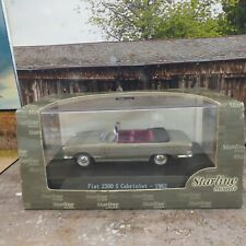 Starline 1/43 - Fiat 2300 S Cabriolet OUVERT 1962