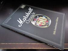 Marshall Chronicle Japan Book Guitar Amp Hendrix Clapton Zeppelin Blackmore