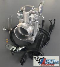 Honda XR600 XR650L Mikuni Carburetor,TM42-6 42mm Flatslide Pumper Cable Choke