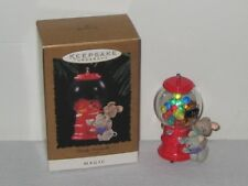 1995 Hallmark Keepsake Goody Gumballs Light Magic Ornament Nib
