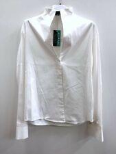 FLAVIO CASTELLANI Camicia da donna bianca tg. M 21389