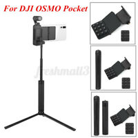 Phone Suction Cup Bracket Extending Rod Tripod Holder For DJI OSMO Pocket