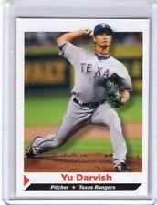 2013 Sports Illustrated Kids Si Sifk YU DARVISH Texas Rangers baseball