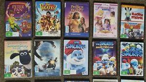 DVD's - Family / Children -  Choose from list.