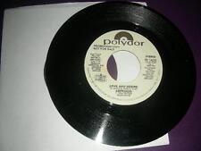 """PROMO Disco 45 Arpeggio """"Love & Desire"""" Polydor 1978 NM"""