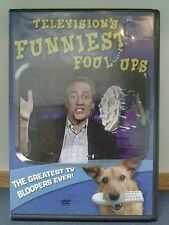 Television's Funniest Foul Ups DVD