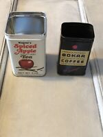 Vintage Wagner's Apple Tea And Bokar Coffee
