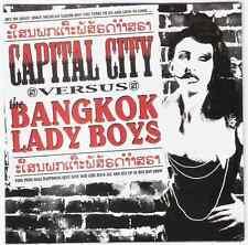 CAPITAL CITY vs. the Bangkok Lady Boys CD EP 2004 oz aussie Perth roky erickson