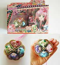 Shugo Chara Character humpty lock necklace  Various Sounds & Shines Rare collect