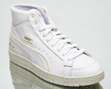 Puma Ralph Sampson 70 Mid Rudolf Dassler Legacy Form-Strip Men's White Sneakers