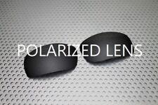 LINEGEAR Custom Lens for Oakley X-Squared - Flash Black - Polarized [XS-FB-POLA]