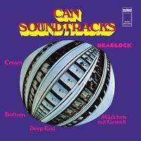CAN - SOUNDTRACKS (LP+MP3)  LP + DOWNLOAD NEU