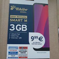 Tchibo Mobil,,(3GB)? Internet-Flat keine Haftung (9,99?von mir.