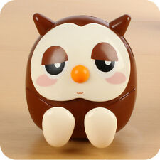 2 In 1 Multi-functional Owl Pattern Cellphone Holder Support Stand Piggy Bank