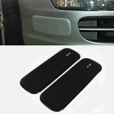 Black Car Bumper Protector Sticker Anti-collision Strip Bumper Corner Guard