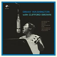 Dinah Washington & Brown, Clifford - With Clifford Brown [New Vinyl LP