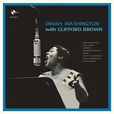 Dinah Washington & Brown, Clifford - With Clifford Brown [New Vinyl] Spain - Imp
