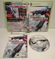 Transformers La guerre de Cybertron - Jeu XBOX 360 PAL Fr - Complet
