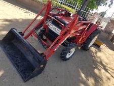 Tractor Yanmar Fx26 Compact Loader Scraper Blade