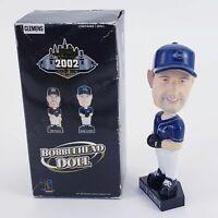 2002 MLB Baseball New York Yankees Roger Clemens Bobblehead Doll NEW Old Stock
