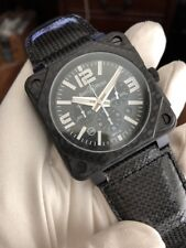 Bell & Ross BR 01-94 Carbon FIBRE LIMITED EDITION