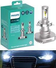 Philips Ultinon LED Kit White 6000K H4 Two Bulbs Head Light Dual Beam Replace OE