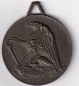 Freiburg i. Breisgau Tragb. Bronzemedaille 1929 (B. H. Mayer Pforzheim) 10. Bad.