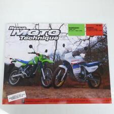Revue technique atelier E.T.A.I moto Honda 600 Xlv Transalp 1987-2000 N°68 PD06
