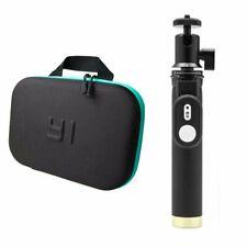 Storage Case Bag Bluetooth Remote Control Selfie Stick for Xiaomi Yi 4K Plus