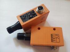 """ LOT OF 2 ""   IFM OK5008  FIBER OPTIC AMPLIFIER   !! Tested OK !!"