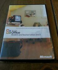 Microsoft Office étudiant et enseignant Edition 2003 fonctionne sur Windows 10