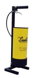 SandLiner sand spreader sealcoating equipment hot pour