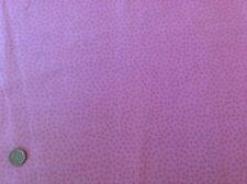 MAKOWER Bug Anelli Rosa Cotone Tessuto Quilting