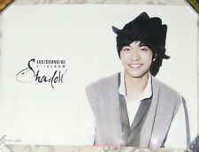 Lee Seung Gi Shadow 2009 Korean Promo Poster